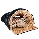 ACLBB Nido per Animali Domestici Rimovibile, Sacco a Pelo per Animali Domestici, casa per Animali Lavabile in Lavatrice,52 * 36 * 26