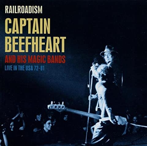 Railroadism - Live In The Usa 72-81 [Import anglais]
