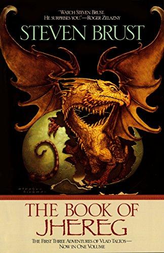The Book of Jhereg (English Edition) par Steven Brust