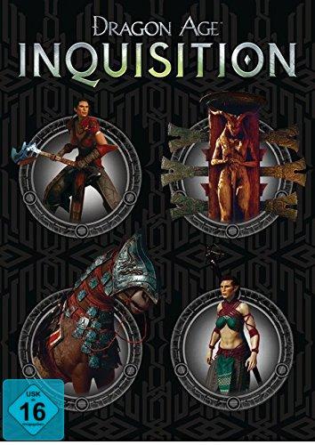 Dragon Age Inquisition Beute der Qunari Spielerweiterung