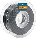 FFFworld 1 kg. PETG Tech Negro 1.75 mm. - Filamento PETG de Alto Rendimiento para Impresora 3D - petg Filament