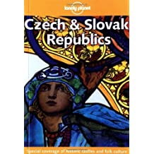 Lonely Planet Czech & Slovak Republic (Lonely Planet Prague & the Czech Republic) by John King (2001-03-04)