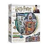 Harry Potter 3D Puzzle DAC Weasley's Wizard Wheezes & Daily Prophet Wrebbit