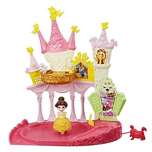 ssin E1632EU4 Little Kingdom Belles Ballerina Ballsaal, Spielset (Aurora Ballerina Kind Kostüme)