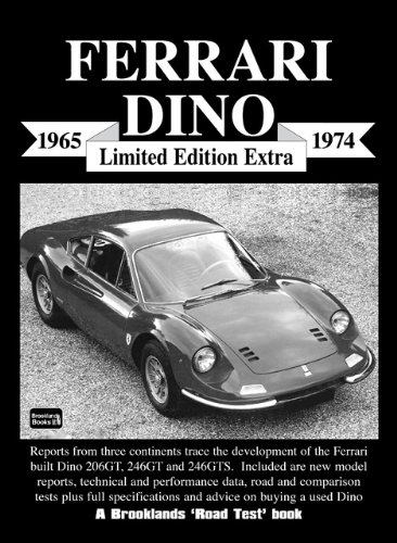 Ferrari Dino Limited Edition Extra 1965-1974 (Brooklands Road Test Limited Edition Extra S.)