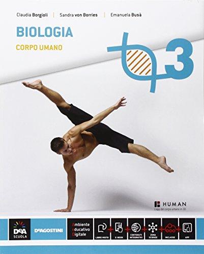 Biologia. Per le Scuole superiori. Con e-book. Con espansione online: 3