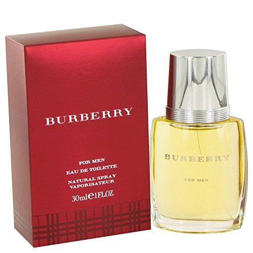 BURBERRY Eau De Toilette Spray 1 oz / 30 ml (Men)