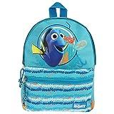 Disney 720-7158 - Mochila Infantil (31 cm), diseño con Texto Love to Swim