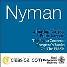 Michael Nyman, The Piano Concerto