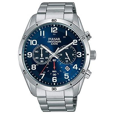 Pulsar Reloj los Hombres Sport Cuarzo Cronógrafo PT3829X1