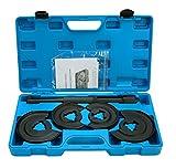 FreeTec Mercedes Benz Suspension Coil Spring Compressor Repair Tools Set