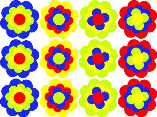 Pegatinas Pril Flores Pril Flores 12x 3,5cm