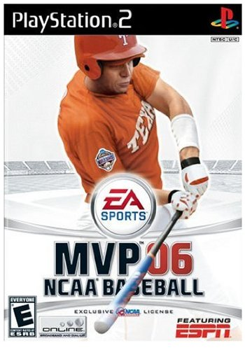 MVP NCAA Baseball 06 by Electronic Arts (Ncaa Baseballs)
