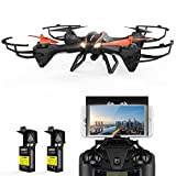 FPV Drohne mit Kamera live übertragung DBPOWER UDI U842 Predator 720P HD Kamera Drone Quadrocopter...