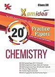 Xam Idea 20 Plus Practice paper Chemistry for 2018 Exam