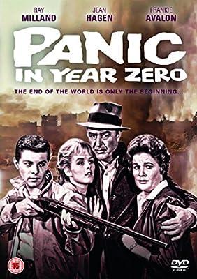Panic In Year Zero [DVD] [UK Import]