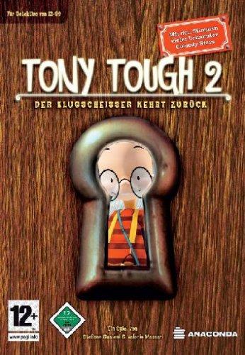 Tony Tough 2: Der Klugscheißer kehrt zurück