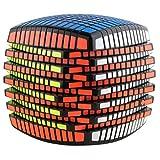 WXXW Zauberwürfel,13x13 Speed Cube,Magic Cube,3D Puzzles Kombinationsübungen Druckminderer Intelligenz IQ Geschenk Kind Kindergeburtstag
