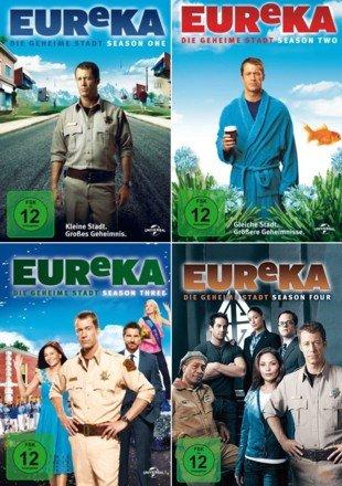 EUReKA - Die geheime Stadt,