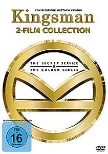 Kingsman - 2-Film-Collection [2 DVDs]