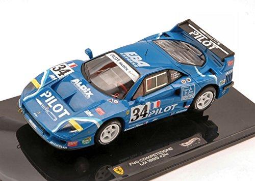 Hot Wheels HWX5508 Ferrari F40 N.34 LM 1995 FERTE-THEVENIN-Palau 1:43 Die Cast