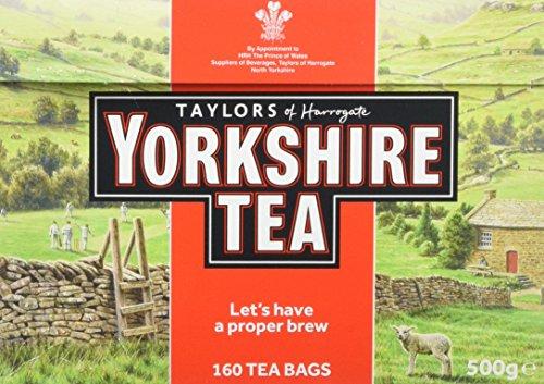 Taylors of Harrogate Yorkshire Tea Bags 160 Bags