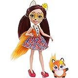 Enchantimals - DVH89 - Mini-poupée Felicity Renard