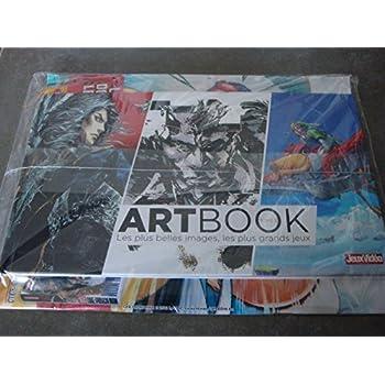 ART BOOK TOME 3 'LES PLUS BELLES IMAGES, LES PLUS GRANDS JEUX' + LE MAG JEUX VIDÉO N°188 + LE JEU FINAL FANTASY XIV ONLINE ET SES 4 BONUS !