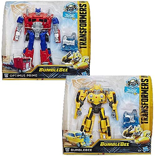 Transformers- E0700EU4 tra MV6 Energon Igniters Nitro Series, Multicolore
