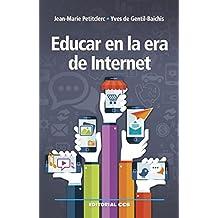 Educar en la era de Internet