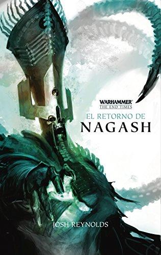 El retorno de Nagash nº 01/04 (Warhammer) por Josh Reynolds