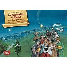Die Weihnachtserzählung. Kamishibai Bildkartenset.: Bilderbuchgeschichten für unser Erzähltheater (Bildkarten für den Religionsunterricht)