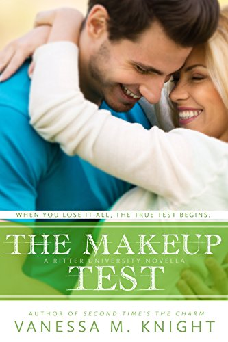 The Makeup Test (Ritter University Book 6) (English - Test Make-up