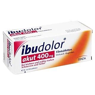Ibudolor akut 400mg 50 stk
