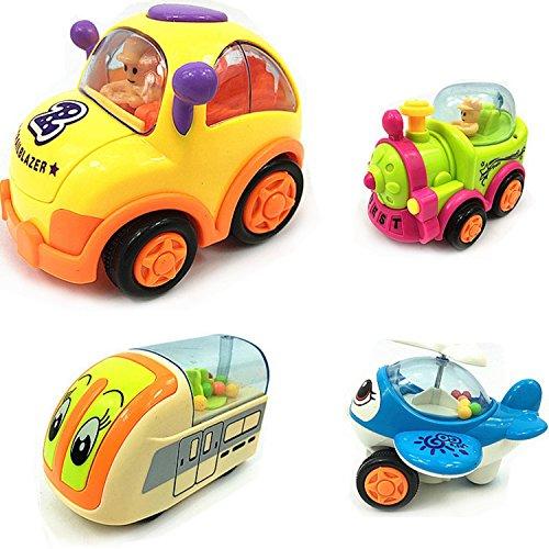 samidy color al azar coches bebé Infant inercial juguete...