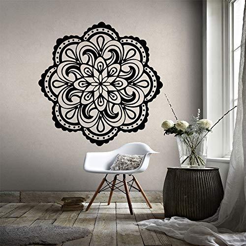 GJQFJBS Mandala Vinilo Adhesivos de pared Personalizado Creativo Para Niños Habitación Sala de estar...