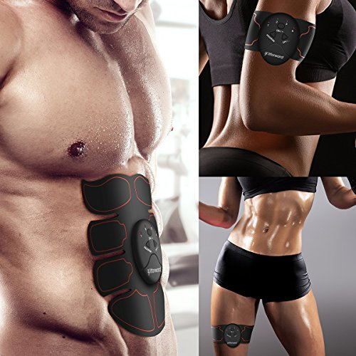 EMS Gerät: FitForward EMS-Trainingsgerät für mühelosen und effektiven Muskelaufbau