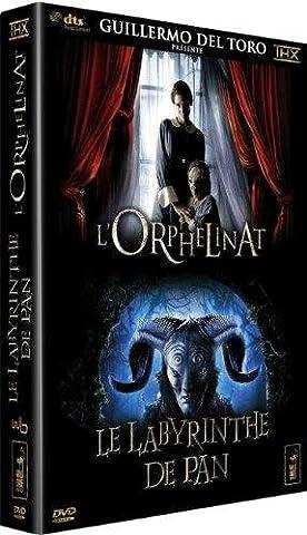 Coffret DVD bi-pack L'Orphelinat / Le Labyrinthe de Pan