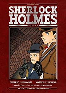 Sherlock Holmes Edition simple Tome 3
