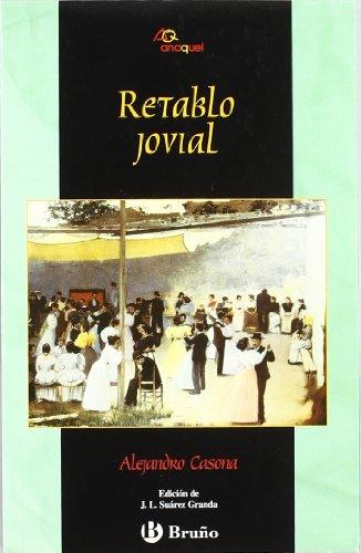 Retablo jovial/ Jovial Altarpiece