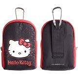 Hello Kitty Etui Photo 11 x 7 x 3 cm Nylon Rouge