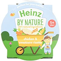 Heinz Little Kidz Chicken and Sweetcorn Risotto Tray, 230 g (Pack of 5) - Compare prices and find best deal online
