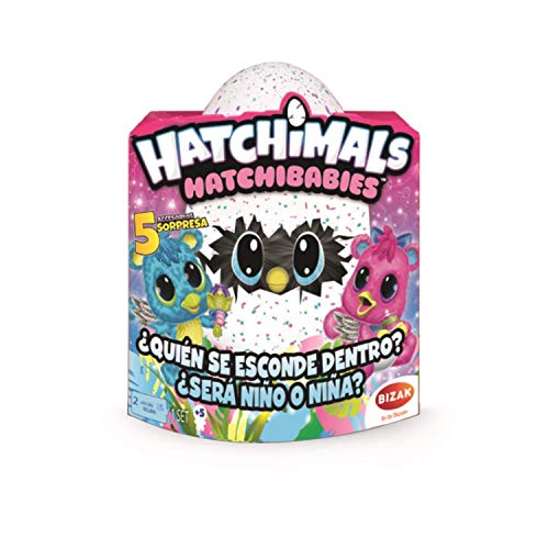Hatchimals - Hatchibabies Cheetree (Bizak, 61929137)