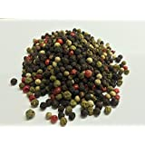 Premium Quality 4 Peppercorn Mix/Whole Dried Mixed Peppercorns, free P&P to the UK (450g)