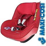 NEU Maxi-Cosi Kleinkindsitz 2wayPearl (9-18kg) i-Size Kindersitz R129 2way Pearl VIVID RED