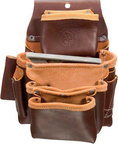 Occidental Leather 5062lh Werkzeugtasche mit 4Linke Hand Werkzeug Tasche von Occidental Leather -