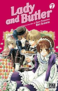 Lady and Butler Edition simple Tome 7