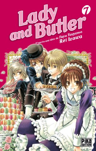 Lady and Butler T07 par Rei Izawa