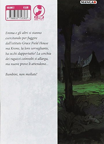 # The promised Neverland: 2 italiano libri