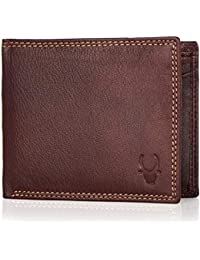 WildHorn Leather Blue Men's Wallet